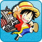 Luffy Run icon