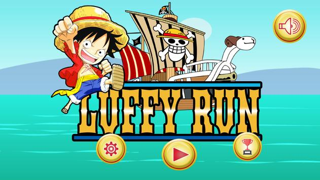 Luffy Run apk screenshot