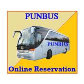 Online Bus Ticket Reservation PUNBUS icon