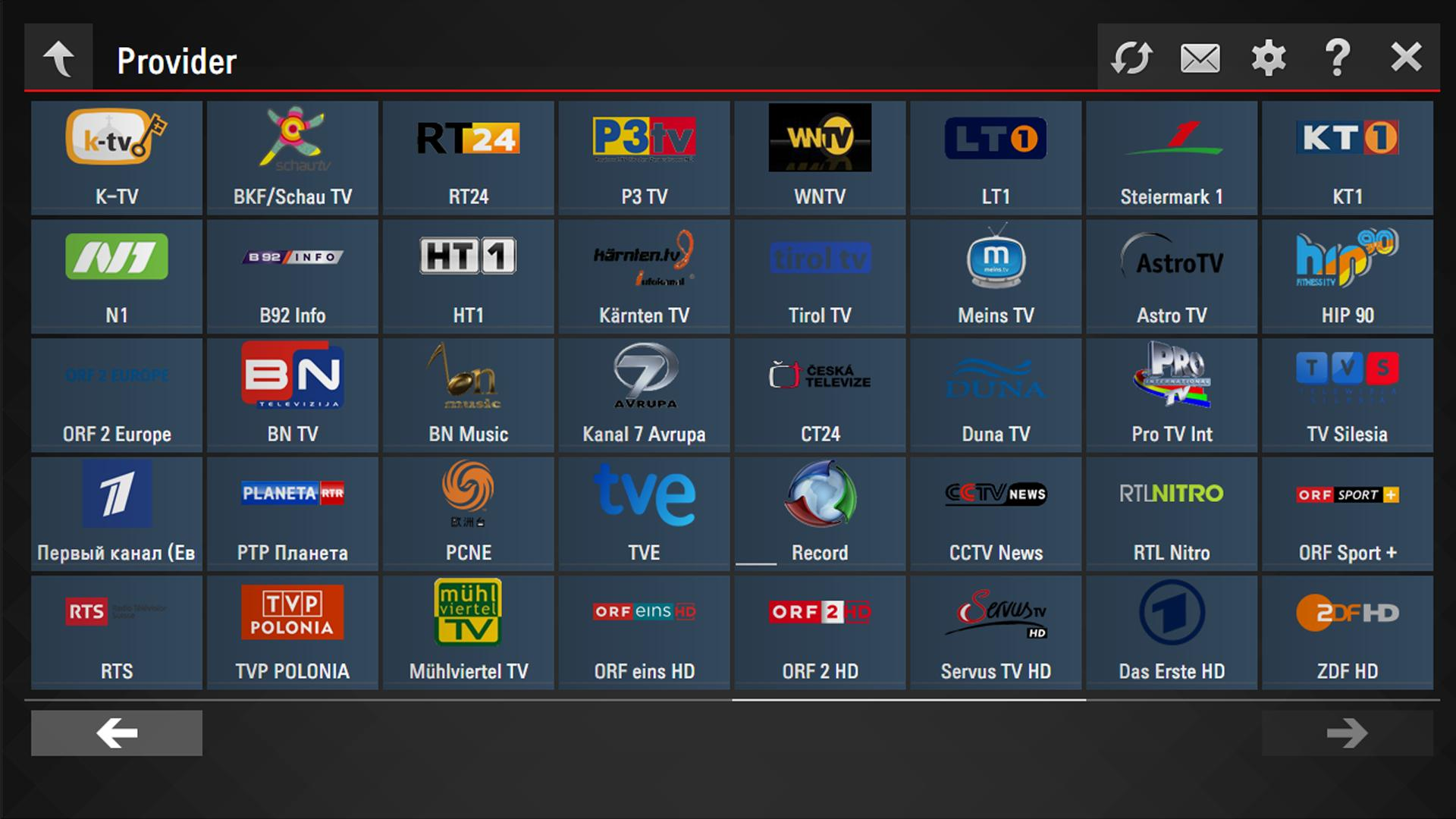 SS IPTV for Android - APK Download