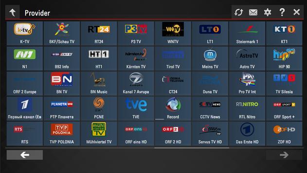 SS IPTV screenshot 1