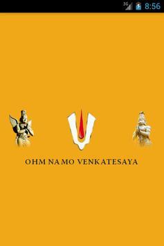 Thirumala Venkateswara Swamy poster