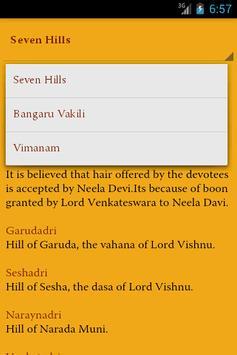 Thirumala Venkateswara Swamy screenshot 3