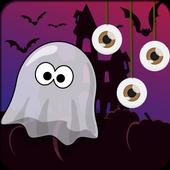 Halloween ghost adventures icon