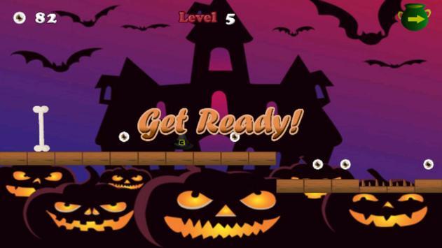 Halloween ghost adventures poster