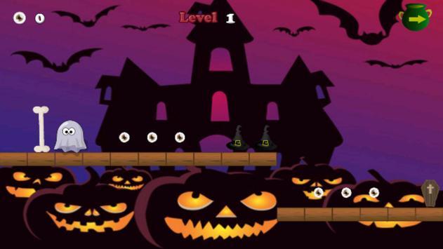 Halloween ghost adventures screenshot 2