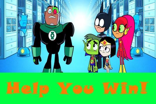 Guide for Teeny Titans - TT Go poster