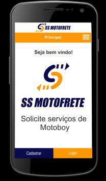 SS Motofrete - Cliente screenshot 1
