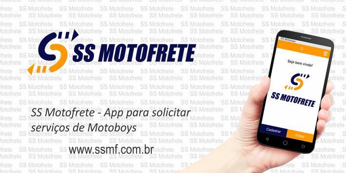 SS Motofrete - Cliente screenshot 3