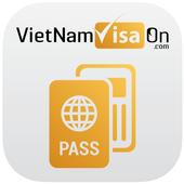 Vietnam Visa icon