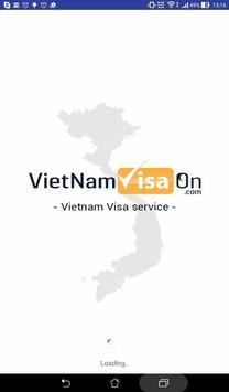 Vietnam Visa poster