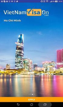 Vietnam Visa apk screenshot