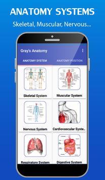 Gray's Anatomy - Atlas poster