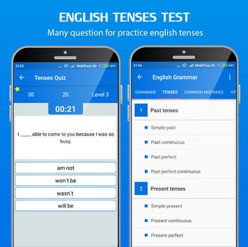 English Grammar 스크린샷 3