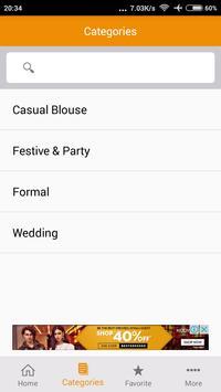 Blouse Design screenshot 1