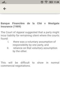 Law Made Easy! Contract Law screenshot 6