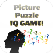 Picture Puzzle IQ Game! icon