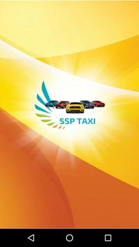 SSP TAXI poster