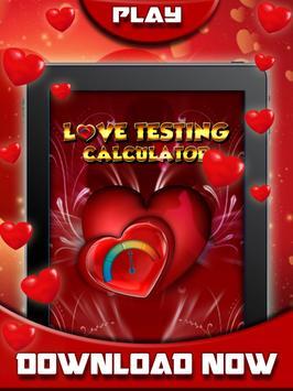 True Love Meter Tester 2017 apk screenshot