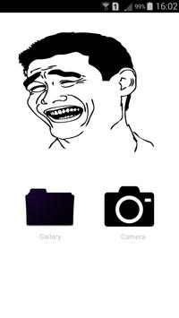 Troll Funny Face Changer poster