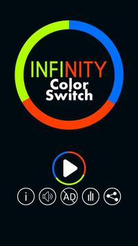 Color Infinity Switch poster