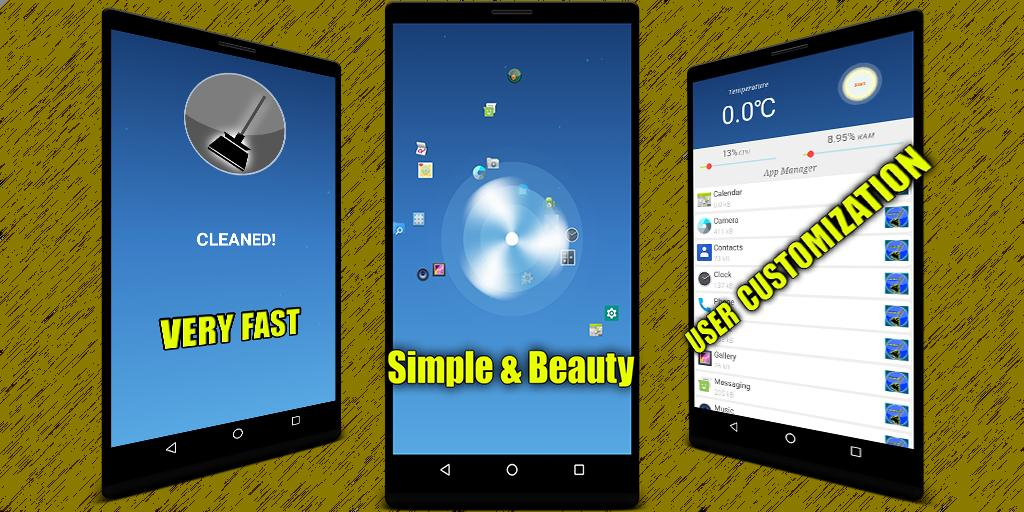 CLEAN MASTER LITE for Android - APK Download