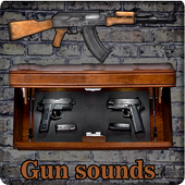Gun Sounds Real Guns Simulator icon