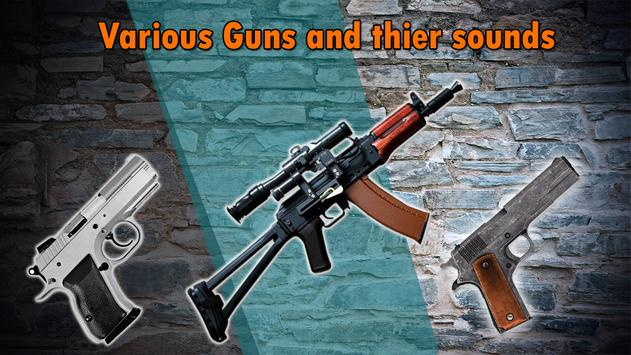 Gun Sounds Real Guns Simulator apk screenshot