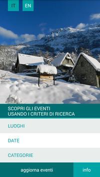Festival della Montagna poster