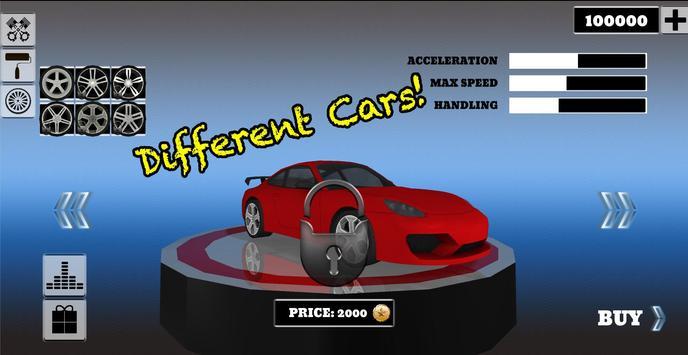 Xtreme Outrun: Hot Pursuit apk screenshot