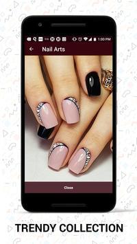 Nail Art Design Ideas & Tutorials screenshot 5