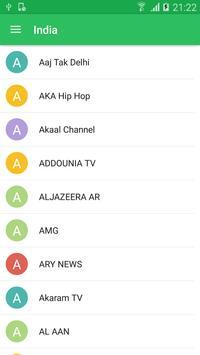 India TV Channels Online screenshot 1