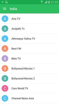 India TV Channels Online screenshot 2