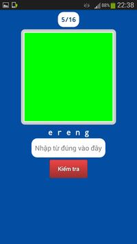 Colors vocabulary apk screenshot