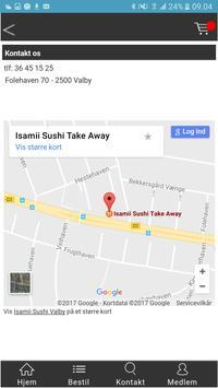 Isamii Sushi apk screenshot