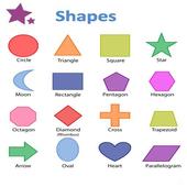 Shapes Vocabulary icon