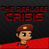 The Refugee Crisis -Flüchtling icon