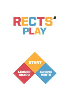 RECTS'PLAY poster