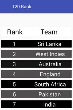 Twenty 20 Cricket World Cup screenshot 6