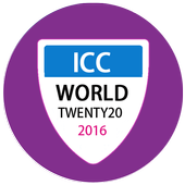 T20 World Cup 2016 Schedule icon
