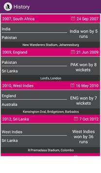 T20 World Cup 2016 Schedule screenshot 5