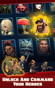 Battleborn Tap captura de pantalla de la apk