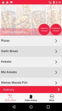 Victoria Kebabs screenshot 1