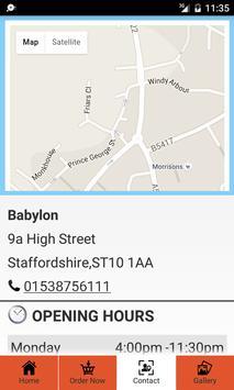 Babylon Cheadle screenshot 3