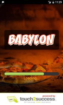 Babylon Cheadle poster