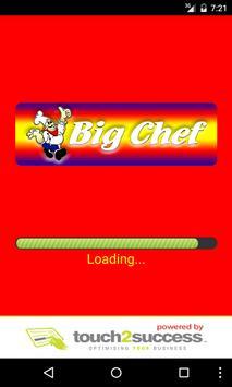 Big Chef poster