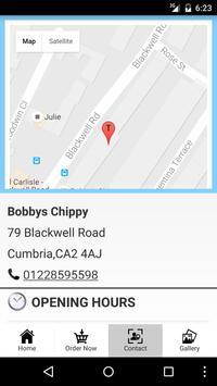Bobbys Chippy Carlisle screenshot 3