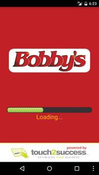 Bobbys Chippy Carlisle poster