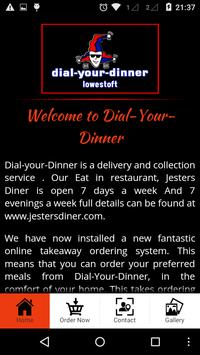 Dial Your Dinner Lowestoft screenshot 1