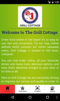 Grill Cottage screenshot 1